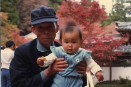 山元氏祖父写真