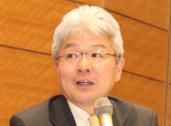 逢坂誠二 衆議院議員(立憲民主党政策調査会長)
