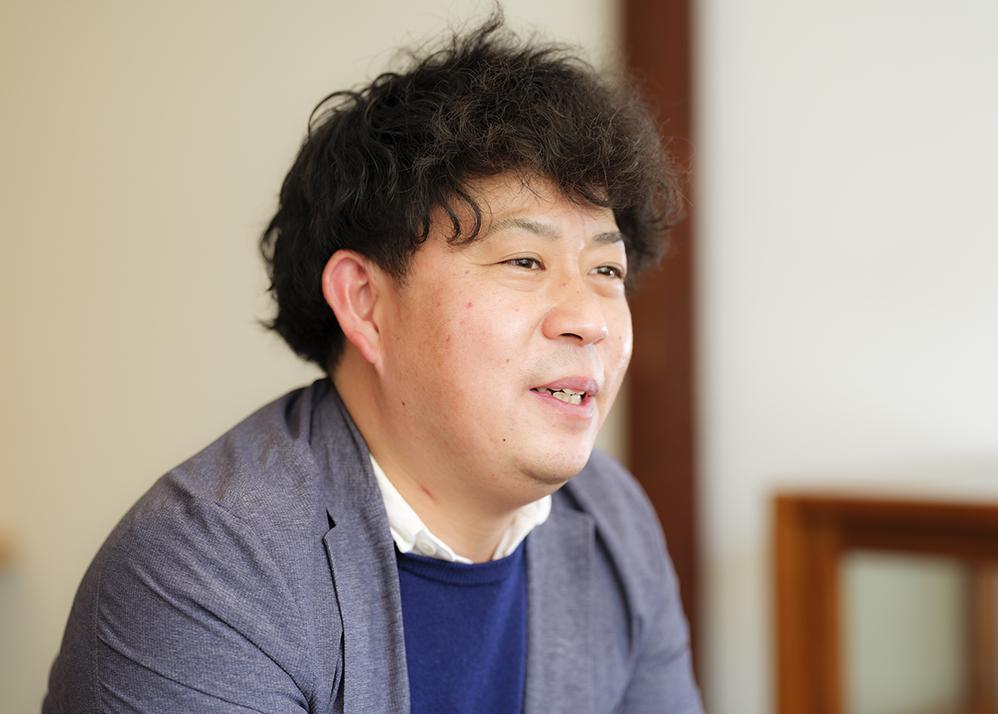 金子 賢二(一般社団法人山口青年会議所第66代理事長)