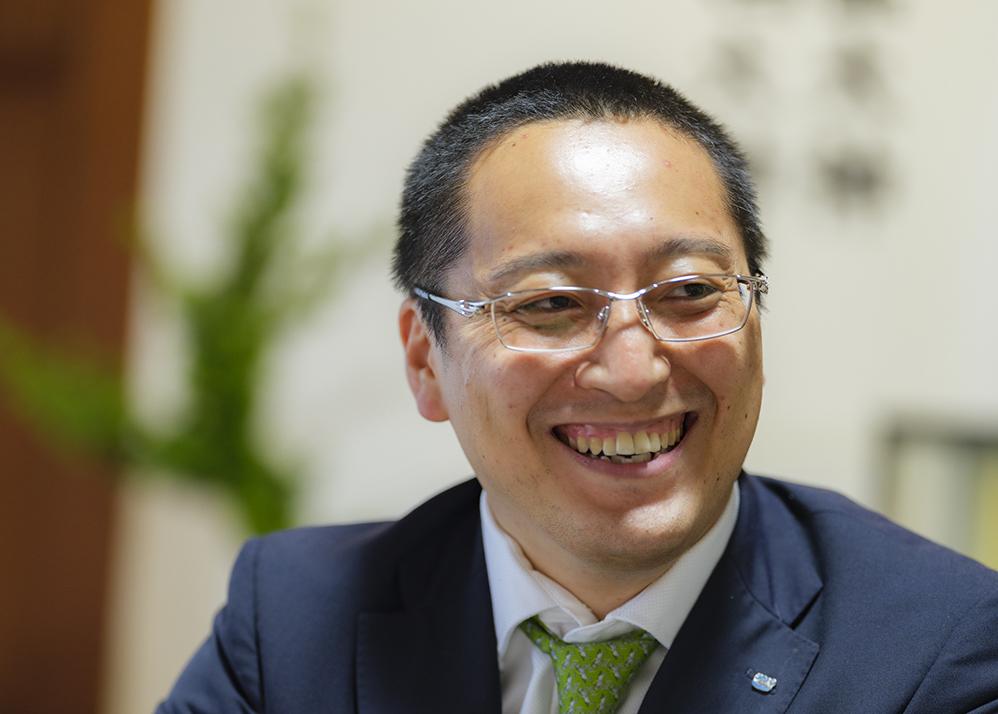 三浦 義崇(一般社団法人淡路青年会議所 第59代理事長)