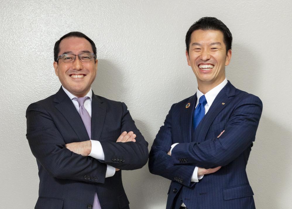 野並 晃(日本青年会議所会頭)& 亀井 善太郎(政策シンクタンクPHP総研主席研究員)