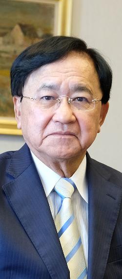 小林 喜光(三菱ケミカルホールディングス取締役会長)