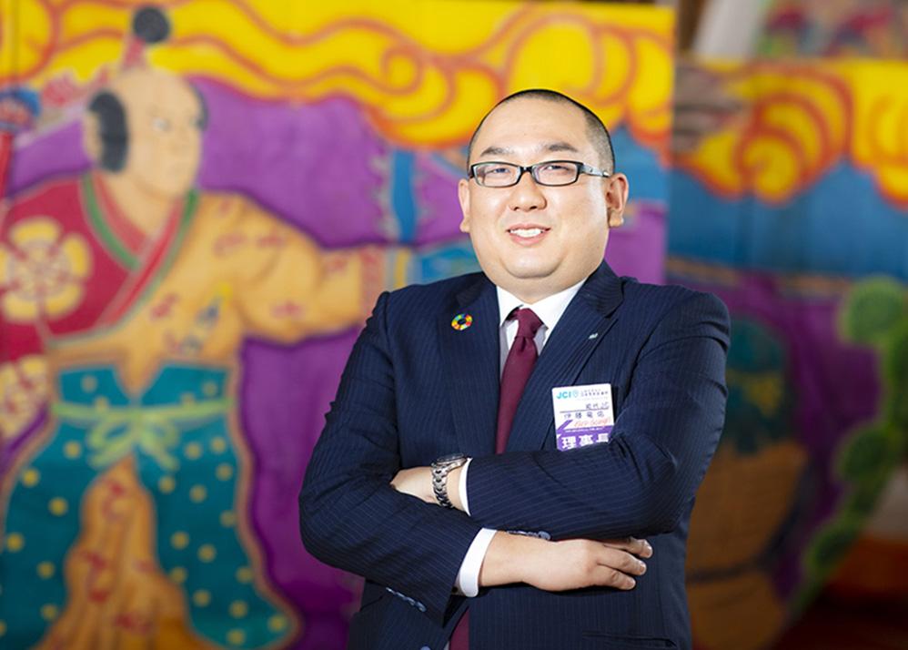 伊藤 竜佑(一般社団法人能代青年会議所第70代理事長)
