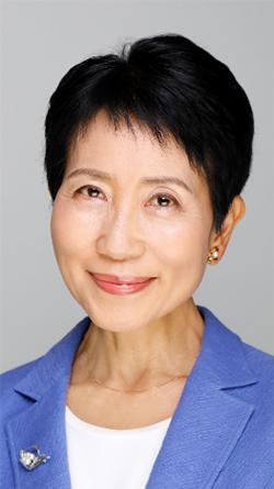 石井 菜穂子(東京大学理事、グローバル・コモンズ・センター ダイレクター)