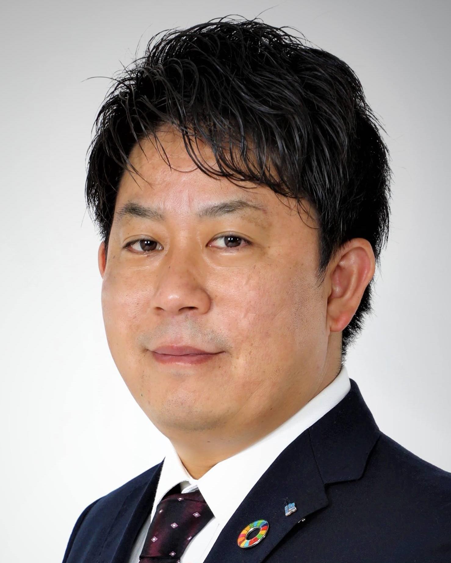 金子 賢二/山口青年会議所第66代理事長